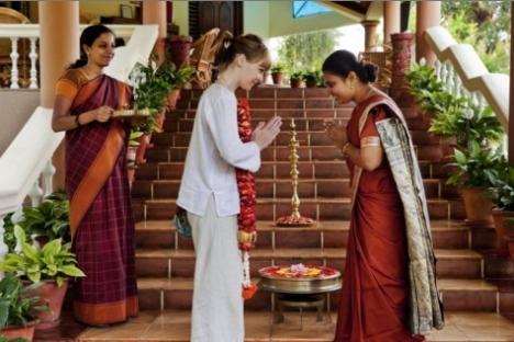 Health Spa, India